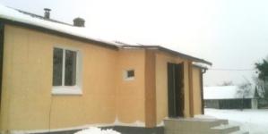 У Житомирському районі горів центр для надання медичної допомоги (ФОТО)