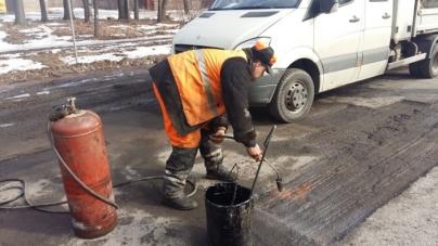 На Житомирщині розпочали ремонт доріг