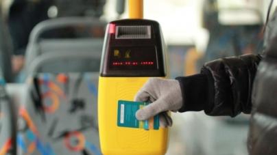 У Житомирі почали продавати е-квитки для проїзду в комунальному транспорті