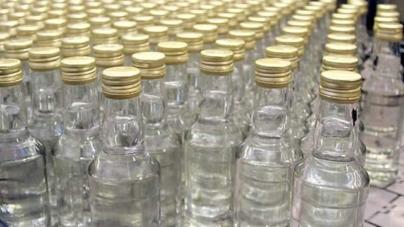У житомирського підприємця виявили понад тонну фальсифікованого алкоголю
