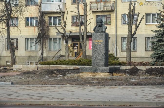 Стало відомо, як у Житомирі відзначатимуть 205-ю річницю від дня народження Шевченка