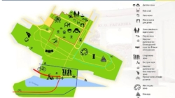 У житомирському парку з'являться мистецька та спортивна зони