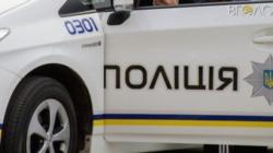 Цимбалюк прийшла до патрульної поліції сплатити штраф та з'ясувати подробиці інциденту під мерією