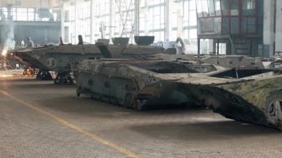 На Житомирському бронетанковому заводі виявили нестачу комплектуючих на понад 8 мільйонів