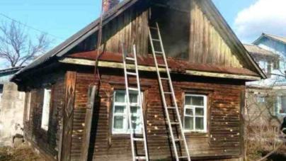 У Коростишеві під час пожежі загинула 85-річна бабуся