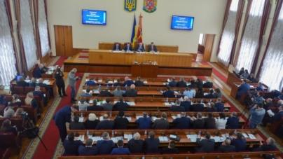 Депутати обласної ради зберуться на сесію 6 квітня
