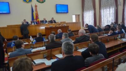 Депутати облради не підтримали торгівельну блокаду окупованих територій Донбасу