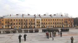 Понад півмільйона витратить Житомирський військовий інститут на пошиття форми