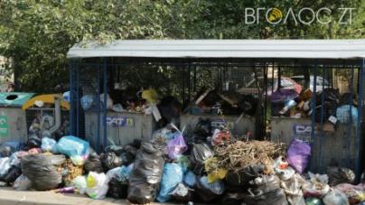 Житомиряни вимагають заборонити вивозити сміття вночі