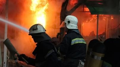 Більше півтисячі пожеж за неповні 3 місяці сталися на території області
