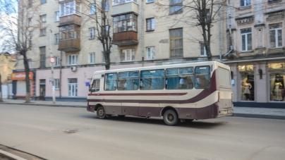 ОДА розірвала договір з перевізником маршруту Житомир-Довжик