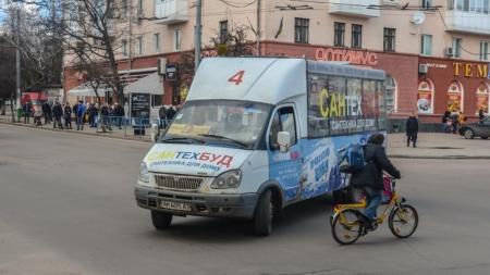 Управління транспорту міської ради – управління імітації