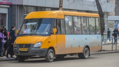 Житомиряни скаржаться, що квитки у маршрутках видають без валідаторів