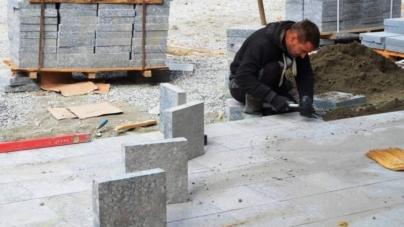 Плитку на Михайлівській у Житомирі укладатимуть вже з квітня, – міськрада