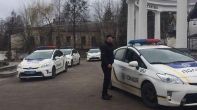 Житомирська патрульна поліція за рік роботи розбила 10 машин