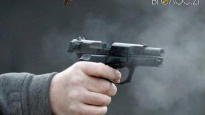 Троє нетверезих чоловіків вчинили стрілянину в парку Коростеня