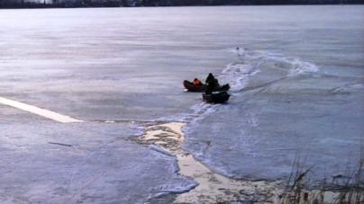 У Попільнянському районі рятувальники вилучили з водойми потопельника