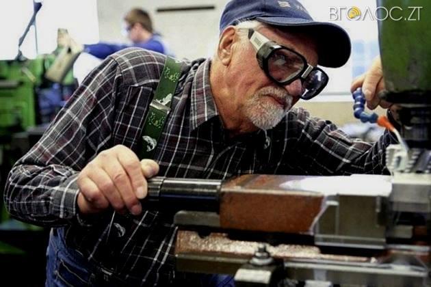 ОГО! Майже 22,5 тисяч житомирян працюють, будучи на пенсії