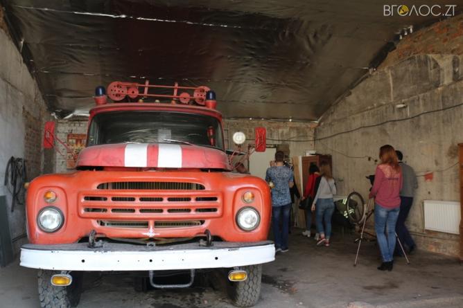 У Потіївській ОТГ придбали власну пожежну машину