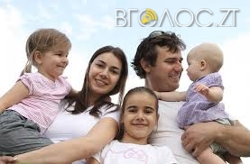 Майже 2 тисячі багатодітних родин проживають в Житомирі