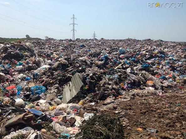 Поліція закликає не робити передчасних заяв щодо причин пожежі на сміттєзвалищі