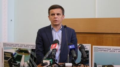 Реконструкція стадіону Спартак обійдеться міській владі майже у 25 мільйонів