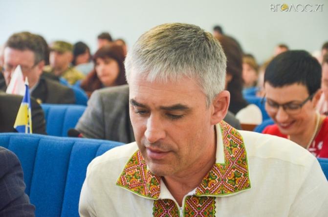 Новим радником Сухомлина став депутат від «Свободи»