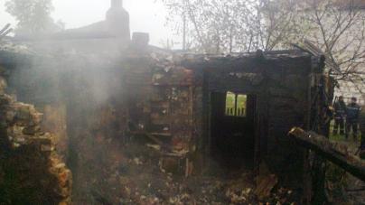 Молода пара загинула під час пожежі у Хорошеві