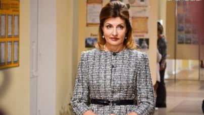 На Останній дзвоник у школу № 28 завітала дружина Президента (ФОТО)