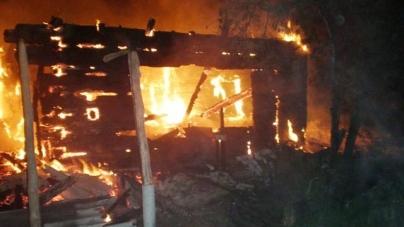 У Малинському районі після порятунку господар повернувся у палаючий будинок і загинув