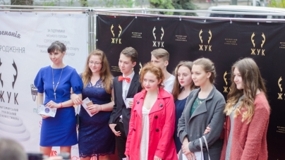 У Житомирі нагородили переможців учнівського кінофестивалю «Жук» (ФОТО)
