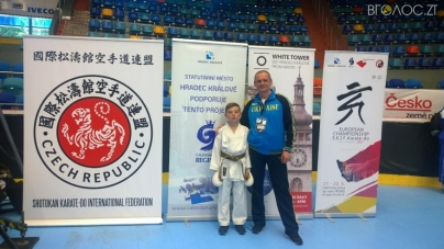 Школяр із Житомирського району посів третє місце на чемпіонаті Європи з карате