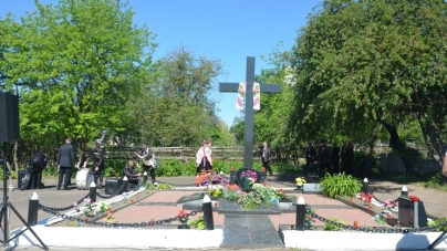 Житомиряни вшанували пам'ять жертв політичних репресій (ФОТО)