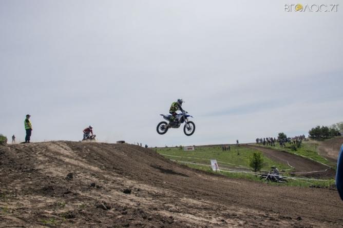 Як відбувалися змагання з мотокроса в Житомирі (ФОТО)