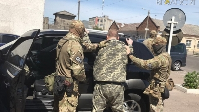 Заступника начальника однієї з виправних колоній Житомирщини СБУ затримала на хабарі