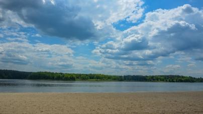 Оперативно: житомирян просять відмовитися від купання на пляжах гідропарку