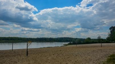 Житомирський парк купить за понад 300 тисяч машину для прибирання піску