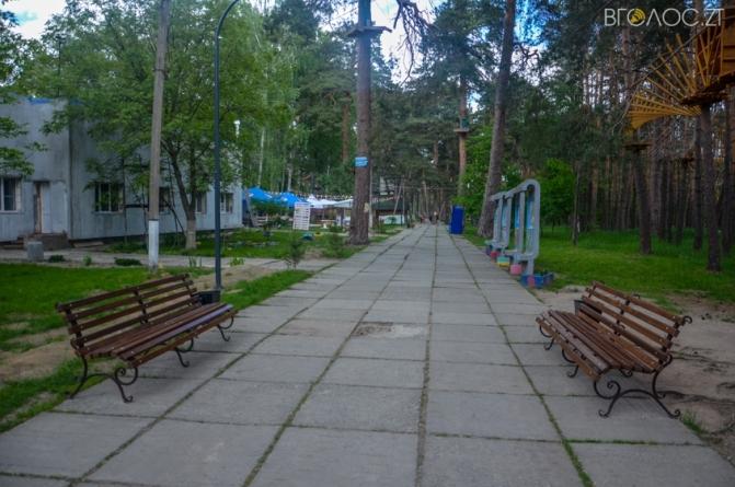 У житомирському гідропарку встановлять термінали для розрахунку за атракціони