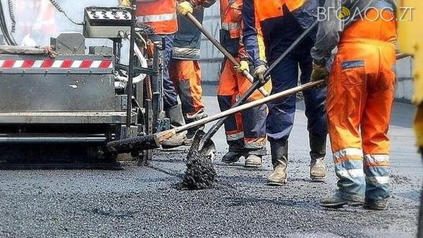 У Житомирі планують витратити понад 15 мільйонів на капітальний ремонт доріг та тротуарів
