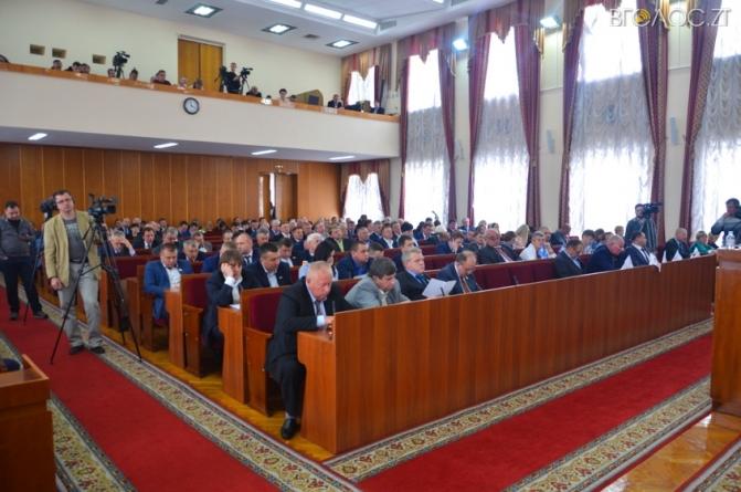 Наприкінці липня депутати облради зберуться на чергову сесію
