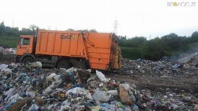 Житомиряни виступили проти прийому львівського сміття