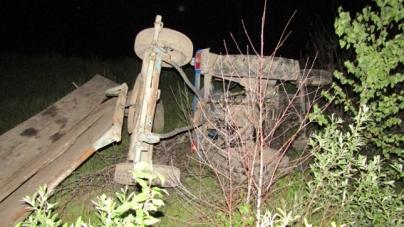 У Ємільчинському районі водій трактора загинув під його колесами