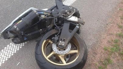 У Коростишівському районі загинув 23-річний мотоцикліст (ФОТО)