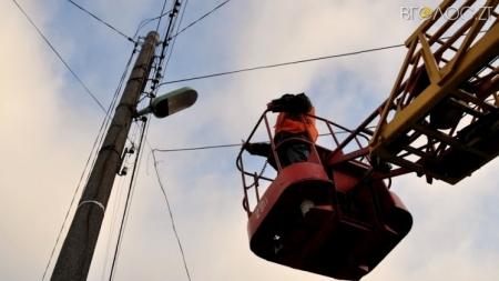 За гроші NEFCO в Олевську освітлять села територіальної громади