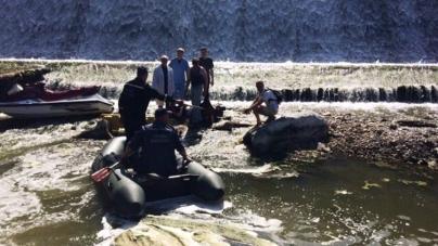 У Житомирі чоловік на водному скутері злетів із дамби