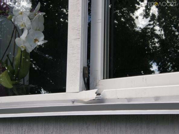 Обласна «Батьківщина» повідомила подробиці пограбування офісу у Житомирі