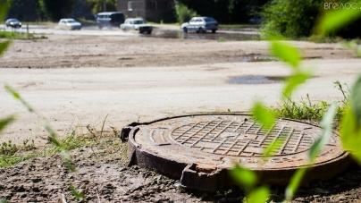 Понад 1300 люків і решіток вкрали у Житомирі