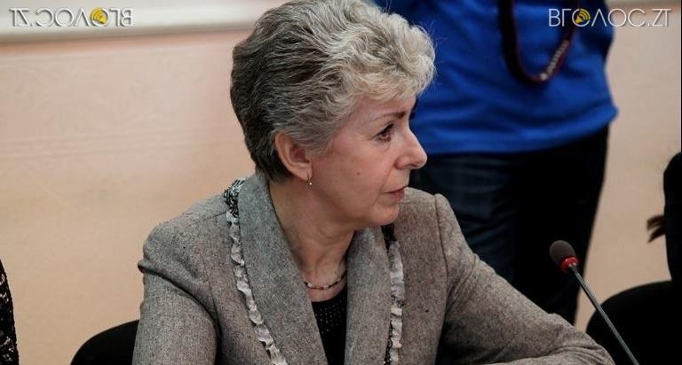 Савельєва вже не очолює службу у справах дітей Житомирської ОДА