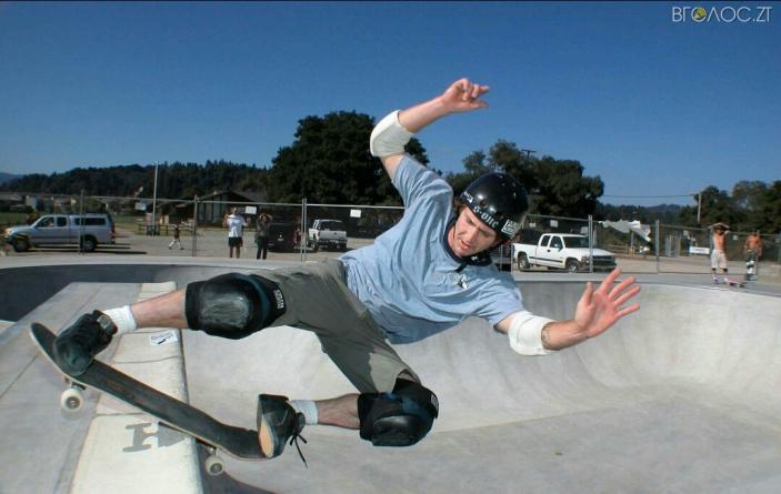 Житомирянин просить майже мільйон на облаштування скейт-парка