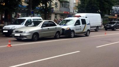 Стали відомі подробиці аварії за участі поліцейських